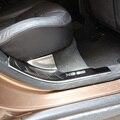 Car styling chrome нержавеющей стали дверной порог скребок для 2013 2014 2015 volvo xc60 аксессуары
