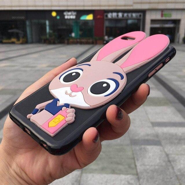 2017 جديد ثلاثية الأبعاد الكرتون الحال بالنسبة ZTE النوبة Z9 Mini 5.0 بوصة لينة سيليكون الغطاء الخلفي ل ZTE النوبة Z9 صغيرة واقية جراب هاتف