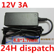 HSW AC DC Energy Provide AC Adapter Laptop computer Charger For ASUS Eee PC 1000HG 90-OA00PW9100 ADP-36EH C EXA0801XA 12V 3A 36W