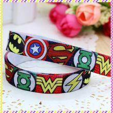 Elastic Superhero Headband
