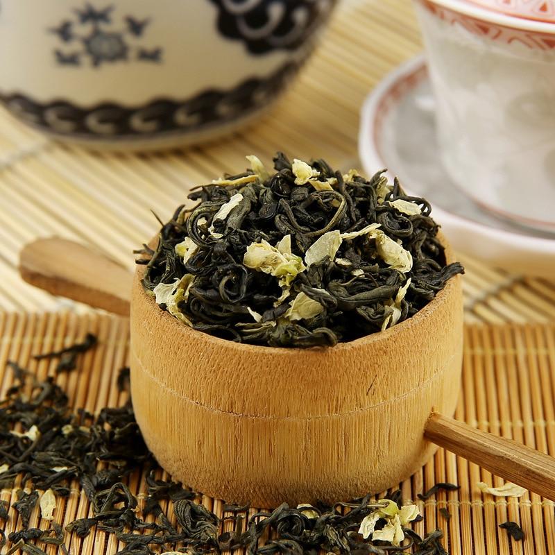 Цветочный чай из Китая