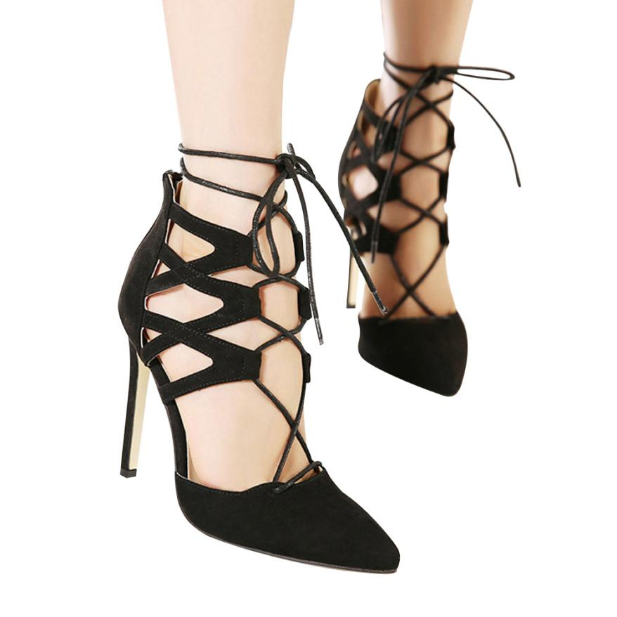952f664fd7e Se-oras-bloque-talones-tobillo-Strappy-Lace-UP-sandalias-fiesta-Sandalias- Zapatos-Mujer-Sandalias-m-s.jpg