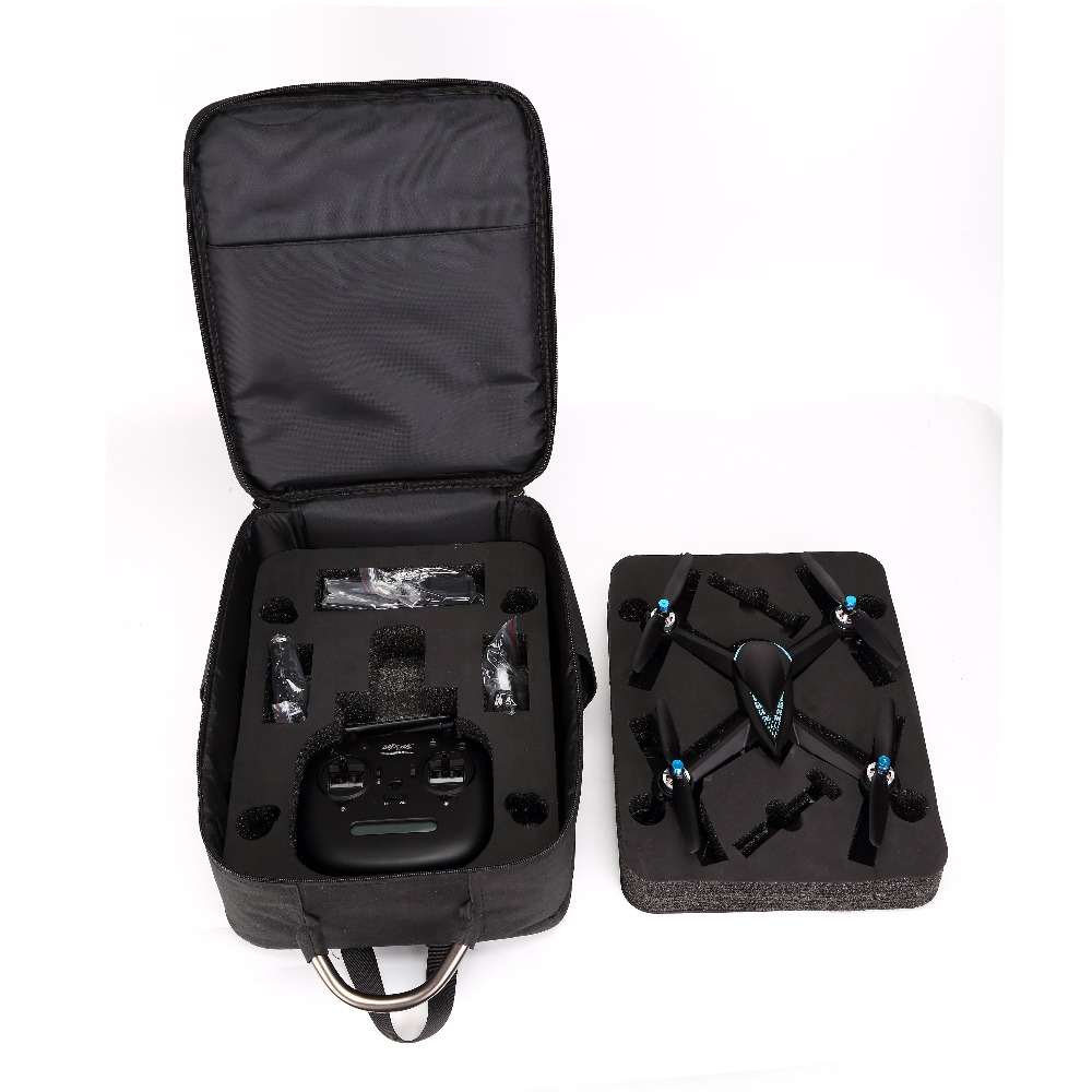 For MJX B5W Bugs 5 W Quadcopter Drone Shoulder Bag Battery Handbag Remote Controller Case Outdoor Portable Protector Suitcase