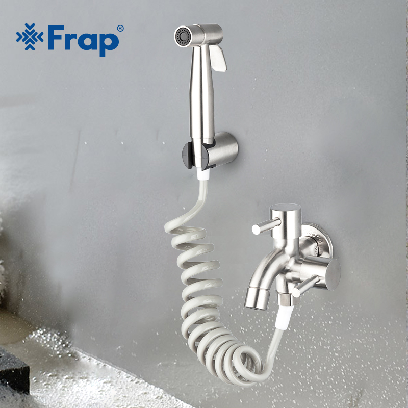Frap Bibcocks Tap For Outdoor 304 stainless steel Wall Mount Bathroom Corner Washing Machine Faucet Bath Mop Pool Taps Y50018Frap Bibcocks Tap For Outdoor 304 stainless steel Wall Mount Bathroom Corner Washing Machine Faucet Bath Mop Pool Taps Y50018
