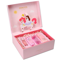 2017 Prince Princess Gift Box Fashion Biscuit Candy Gift Box For Kitchen Baking Cosmetics Package Party