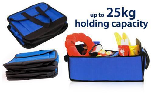 Storage Bags Trunk Bag Folding Tool Box Car Genie As Seen On Tv
