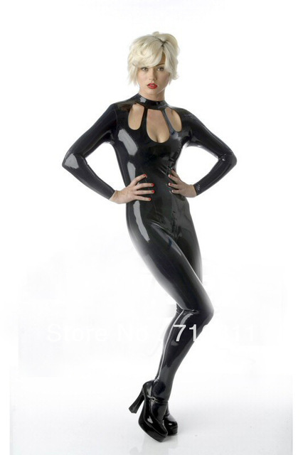 Hot latex outfits