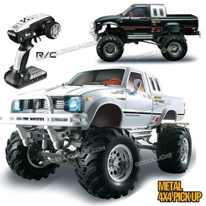 HG 1/10 RC Car Pickup Model 4x