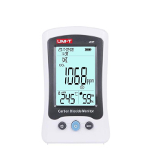 UNI-T A37 Digital Carbon Dioxide Detector Laser Air Quality Monitoring Tester CO2 Meter