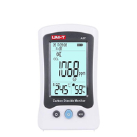 UNI T A37 Digital Carbon Dioxide Detector Laser Air Quality Monitoring Tester CO2 Meter
