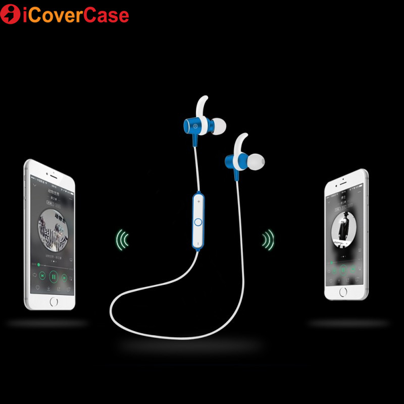 Bluetooth Headphone For Samsung Galaxy A7 A5 A3 2017 2017 2016 2015 Wireless Earphone Earbud Headset Phone Cases Accessory Coque image
