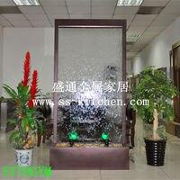 Очиститель воздуха/хостнесс и деньги рисунок воды фонтан/разделительный экран/Европейское украшение воды