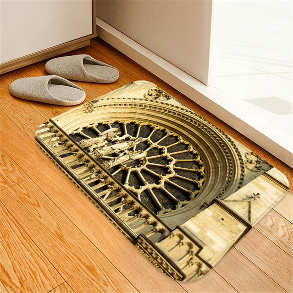 Mat Home Decor Notre Dame De Paris