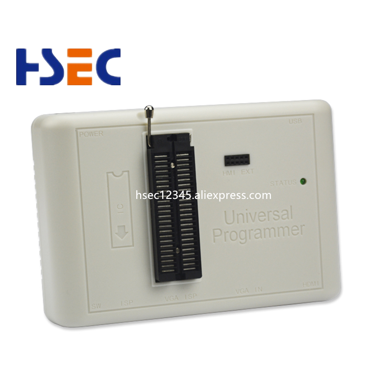 Image 4 - Free shipping Newest Universal RT809H EMMC Nand FLASH Programmer+20 Items SOP8 flash Adapter EMMC NAND NOR better than RT809F-in Integrated Circuits from Electronic Components & Supplies