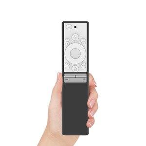 Image 3 - Capas para controle remoto de silicone BN59 01270A BN59 01265A, para samsung qled smart tv capas de proteção à prova de choque