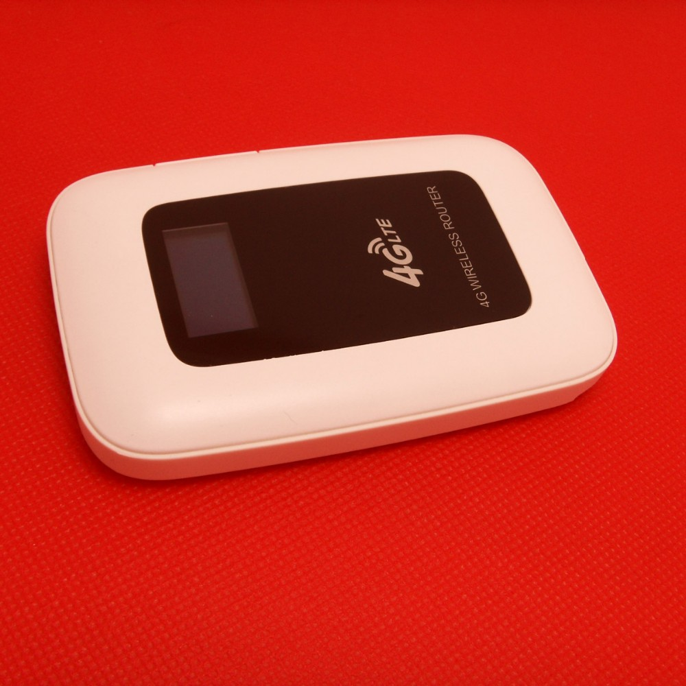Portable Powerbank Mini LTE 3G 4G Router with Sim Card Slot router wifi Wireless