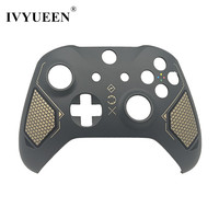 IVYQUEEN Limited Supply Dawn Shadow Special Edition Front Top Shell Cover For Xbox One S Slim
