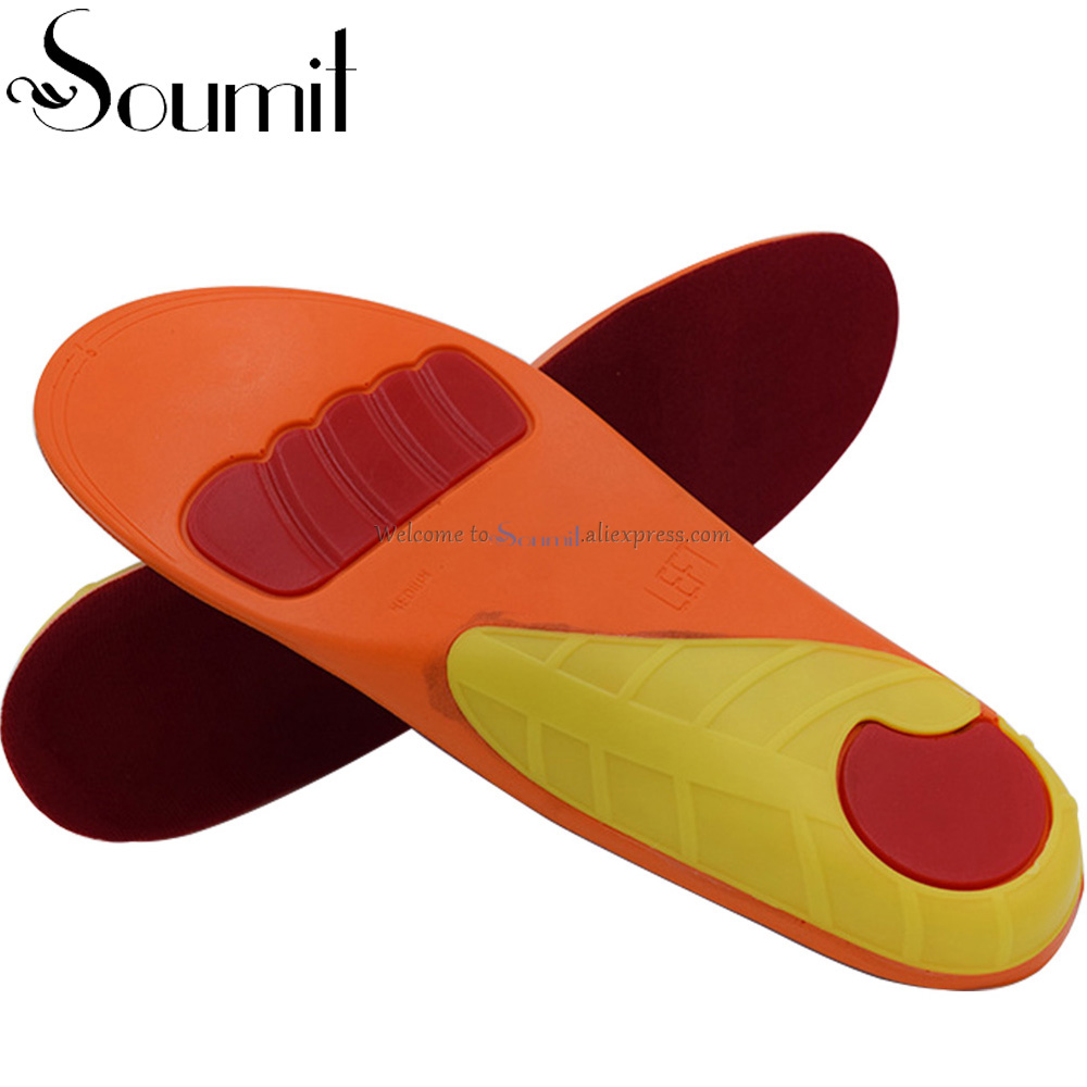 Premium Soft Comfortable Insoles Shock Absorption Insole for Running Walking, Health Care Foot Pain Relieve Insole For Men Women expfoot orthotic arch support shoe pad orthopedic insoles pu insoles for shoes breathable foot pads massage sport insole 045