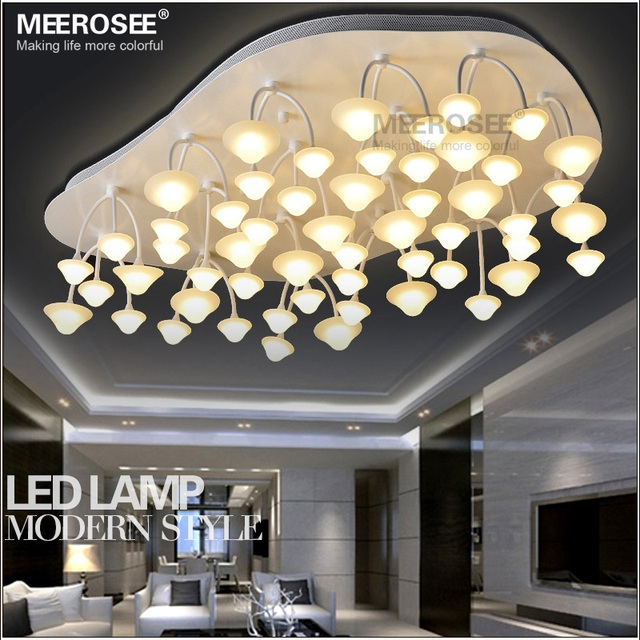 Contemporain LED lampe de plafond pour le salon blanc acrylique plafond luminaire irr guli re forme.jpg 640x640 Résultat Supérieur 15 Beau Luminaire Contemporain Salon Photographie 2017 Hht5