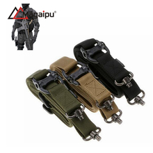 magaipu Quick Release AR AK Rifle 2 Point Multi Tactical Sling Strap w/Metal Buckle