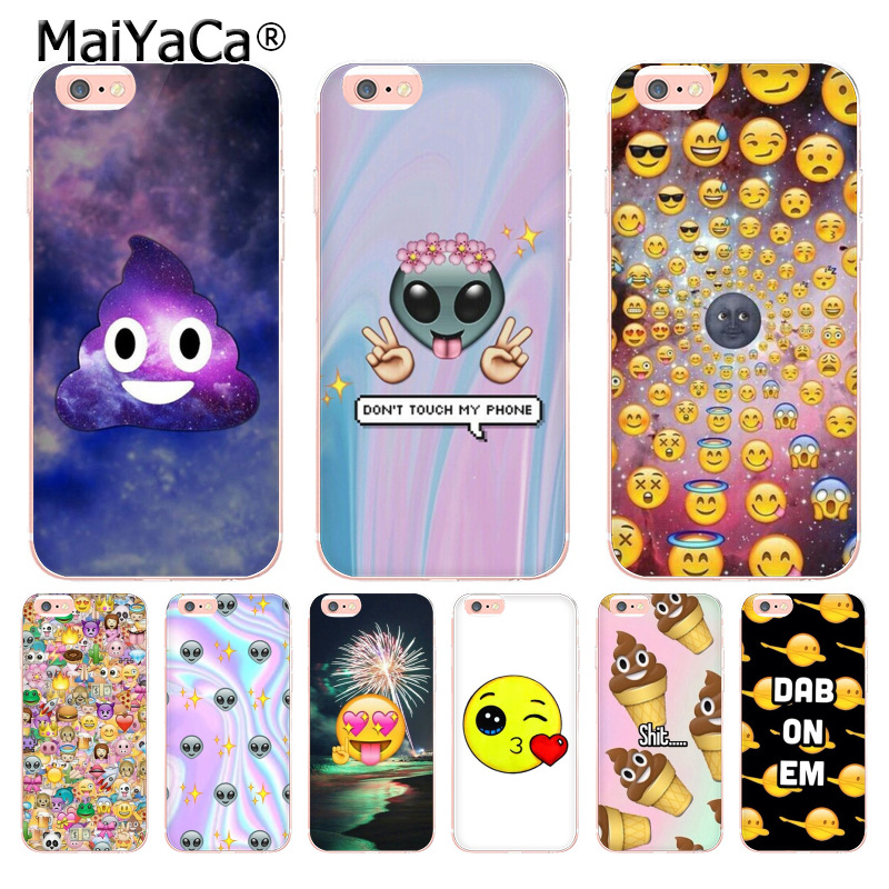 MaiYaCa boss Bitch mode on pink please Emoji art Coque Shell Phone Case for Apple iPhone 8 7 6 6S Plus X 5 5S SE 5C 4 4S Cover ...