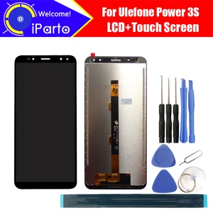 Image 1 - 6.0 Inch Ulefone Power 3S Màn Hình Hiển Thị LCD + Tặng Bộ Số Hóa Cảm Ứng 100% Nguyên Bản Mới Màn Hình LCD + Cảm Ứng Bộ Số Hóa cho Công Suất 3S + Dụng Cụ