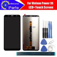 6.0 pouces Ulefone puissance 3S écran LCD + écran tactile numériseur assemblée 100% Original nouveau LCD + tactile numériseur pour puissance 3S + outils