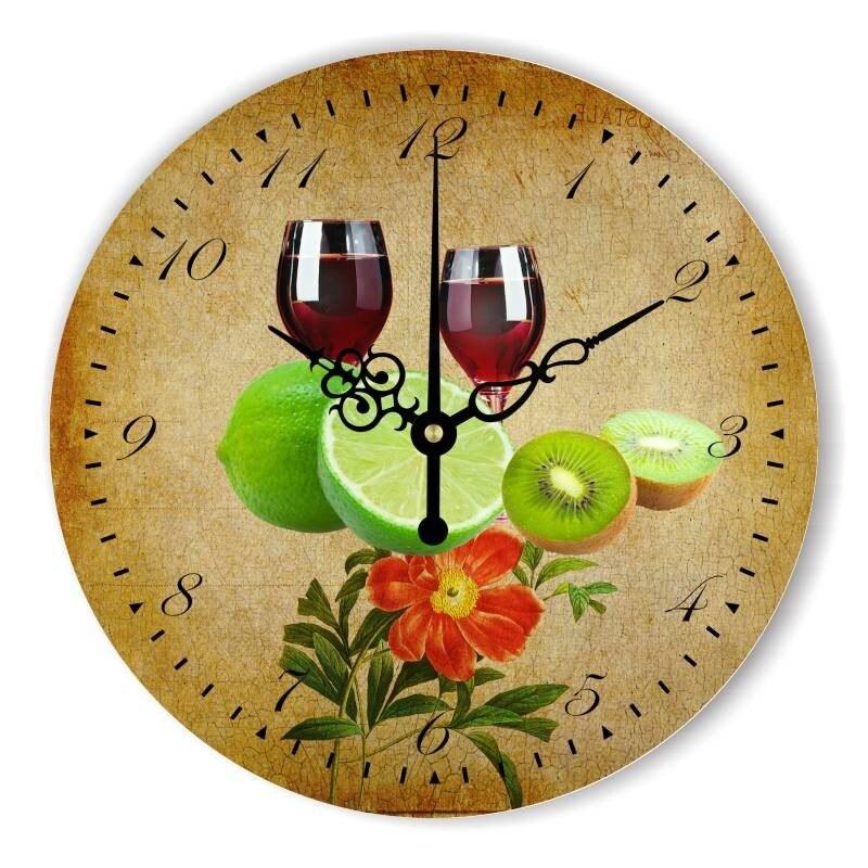 Acquista all\'ingrosso Online frutta orologio da parete da ...