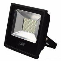 Ultrathin LED Flood Light 200W 150W 100W 60W 30W 15W LED Floodlight IP65 Waterproof 220V 110V