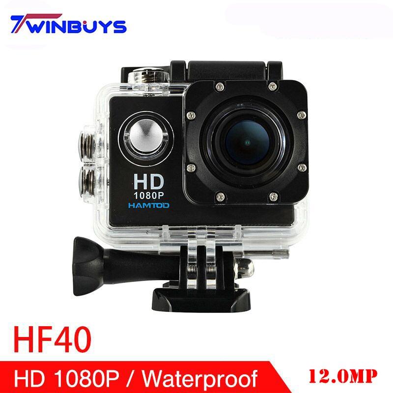 Unterhaltungselektronik Generalplus Chip Hamtod Hf40 2,0 Inch Lcd Screen 140 Grad Weitwinkel Objektiv Sport Action Kamera Mit 30 M Wasserdicht Fall