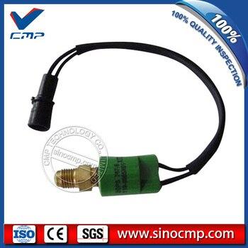 Capteur de pression pour pelle E320   2 pièces 106-0180X03 309-5768 avec petit cercle