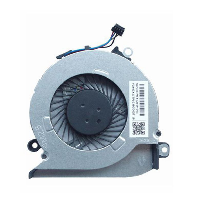 New For HP 15-AB273CA 15T-AB200 15-ABXXX 806747-001 CPU Cooling Fan