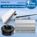 Sanqino 4G LTE TDD 2300 MHz Teléfonos Celulares 65dBi Amplificador de Señal 4G 2300 mhz Teléfono Móvil Repetidor de Señal amplificador Kits Completos