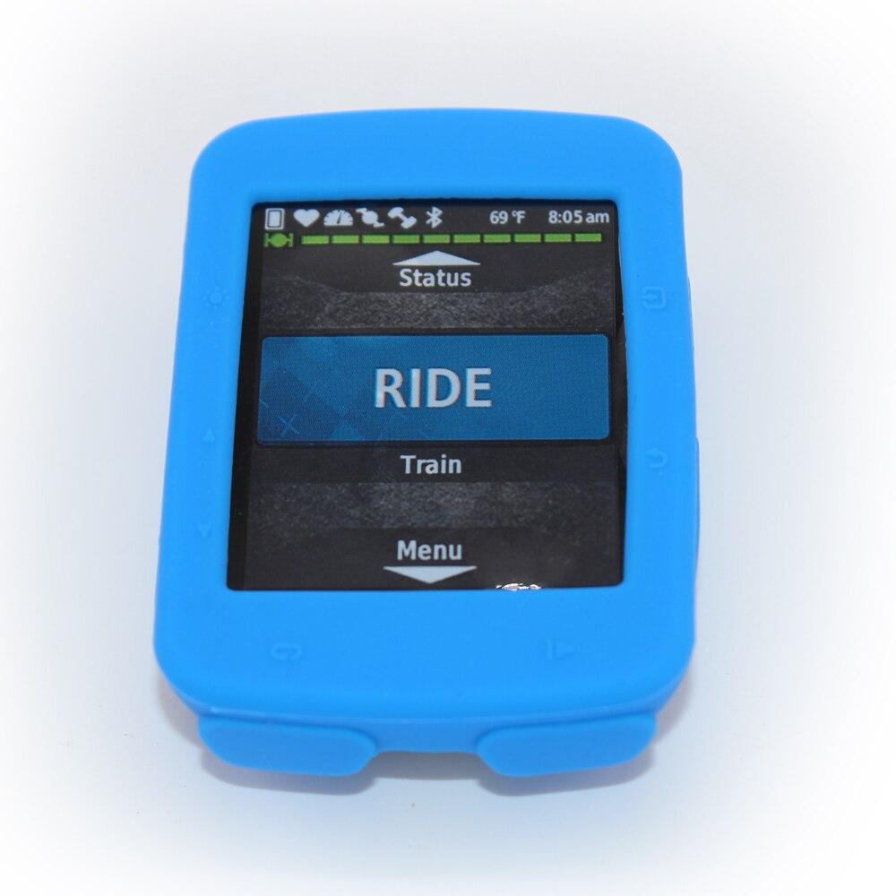 Դեպքի ծածկ `Garmin Edge 520 GPS հեծանվորդի - Հեծանվավազք - Լուսանկար 5