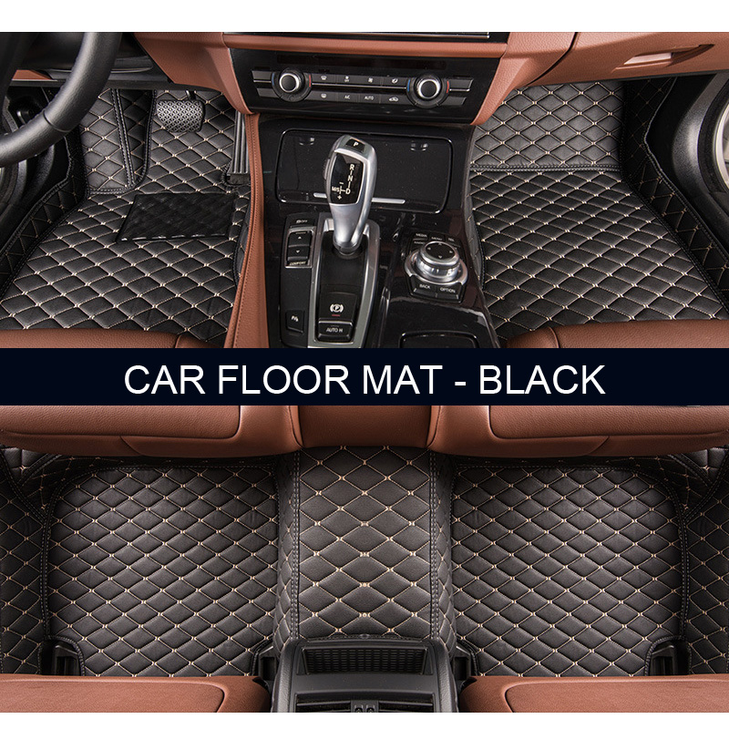 Custom fit car floor mats for Toyota Camry 40 Corolla RAV4