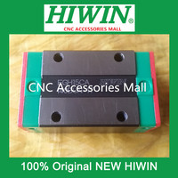 1PCS HIWIN EGH15CA linear guide slider block EGH15CA Carriage guide block for HGR15 linear guide rail