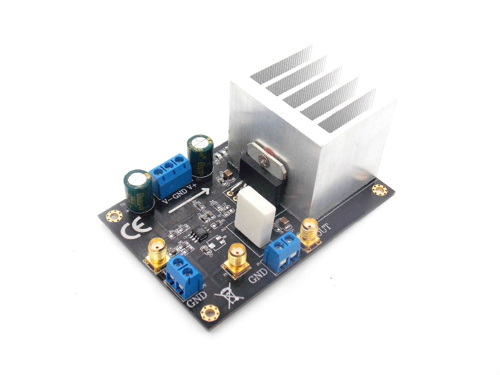 OPA541 Audio AMP Module Power Amplifier Board High-voltage High-current 5A