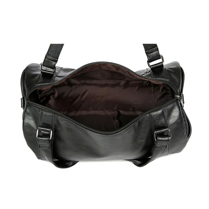 de viagem de couro bolsa Bolsa de Viagem : Duffle do Curso
