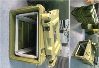 Tricases Factory ODM OEM High Impact Shockproof Military 19 Inches Rack Cases RU040