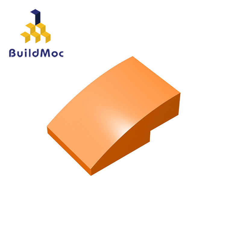 BuildMOC Compatible Toys For Children 24309 2x3 For Building Blocks Parts DIY LOGO Educational Creative Gift Toys