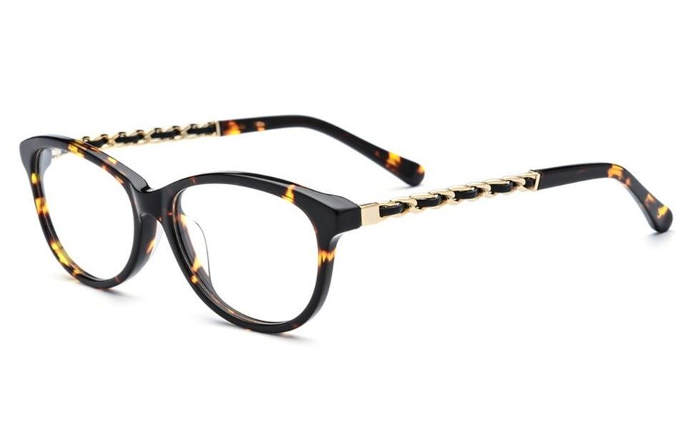 20729c88907 High Quality New Female Prescription Eyeglasses Cat S Eye Style ...