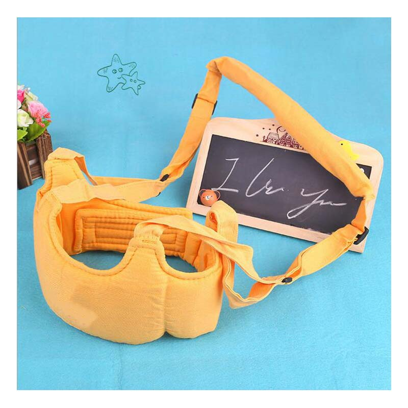 Toddler With Baby Baby Summer Breathable Cotton Cradle-Style Learning Line Training Infant Walking Assisted Safety Traction Belt