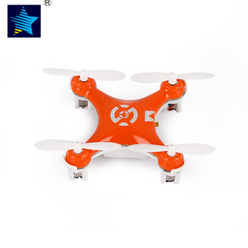 RC helicopters Radio Aircraft Headless Mode Drone Quadcopter Mini for Cheerson CX-10 2.4G 4CH 6 Axis Remote Control Kids Toys