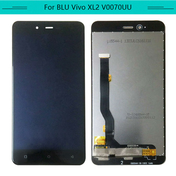 3pcs/lot For Blu Vivo XL2 XL 2 V0070UU V0070EE Full LCD Display Touch Screen Glass Digitizer Assembly Free Shipping
