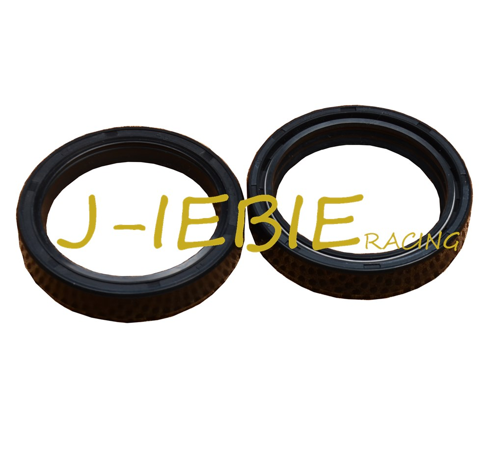 Motorcycle Front Fork Oil Seal Set for Suzuki 45mm x 57mm x 11mm