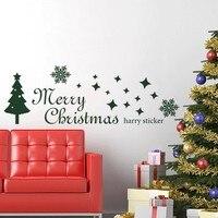 Weihnachten Wandtattoo Falling Star In Heiligen Nacht Weihnachtsbaum Vinyl Wandtattoo Aufkleber 47