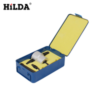 HILDA Nibble Metal Cutting Double Head Sheet Nibbler Saw Cutter Tool Drill Nibbler Sheet Metal Power