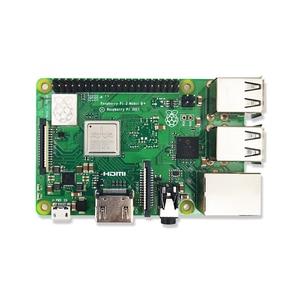 Image 2 - オリジナル Element14 ラズベリーパイ 3 モデル B/B + プラス BCM2837 1.2 グラムラズベリーパイと 3 2.4 グラム & 5 3G WIFI 4.2 Bluetooth と PoE