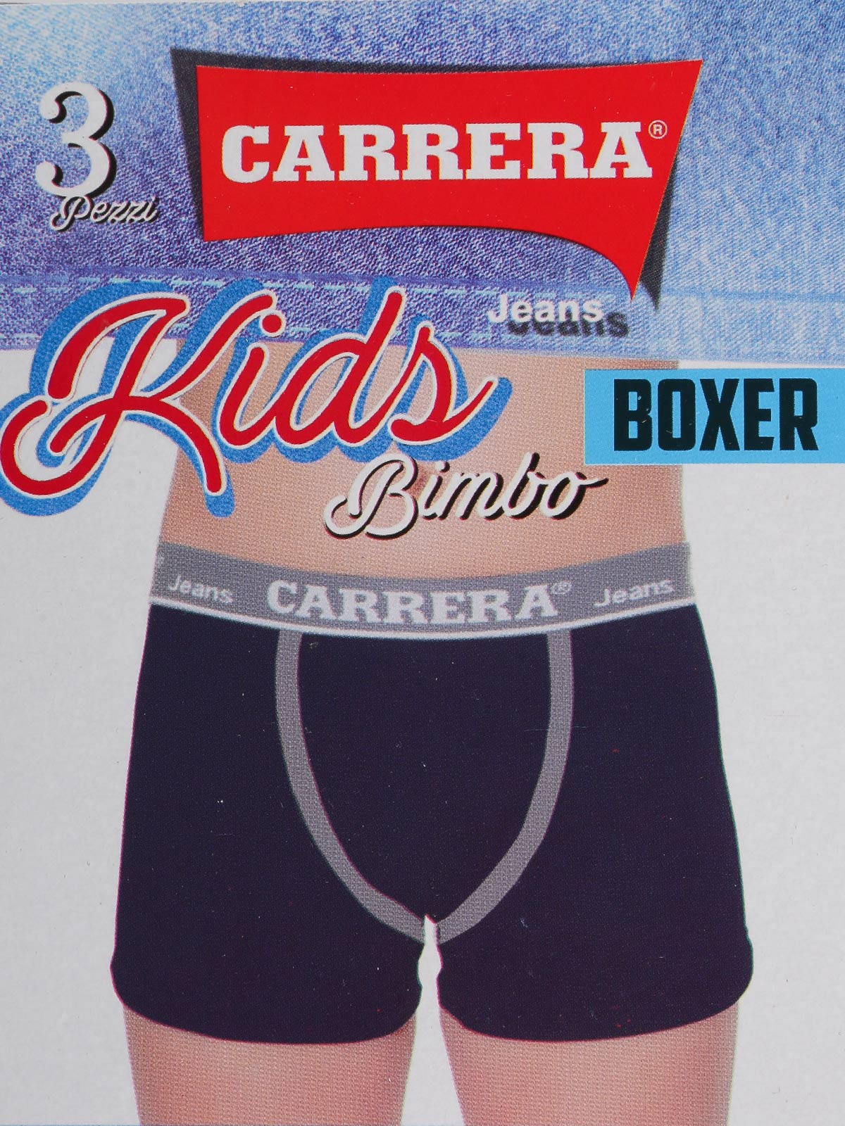 Boxer Shorts Boys Cotton-3 Pieces