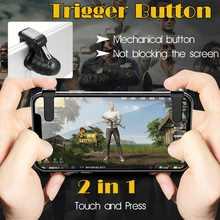 For PUBG Mobile Game Trigger Smart Phone Gamepad Joystick